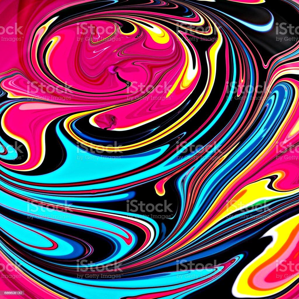 指甲油紋理,彩色紋理 免版稅 stock photo
