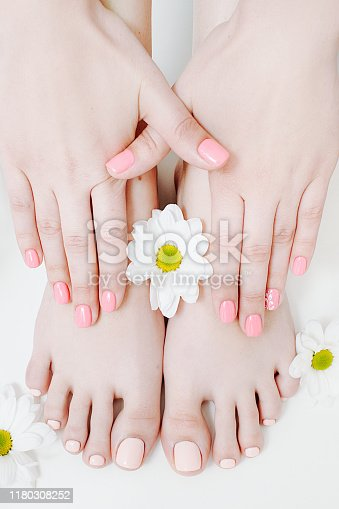 1147741037istockphoto nail salon beauty care manicure pedicure female 1180308252
