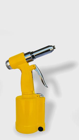 istock Nail, Work Tool, Gun, Cut Out, No People 1055398588