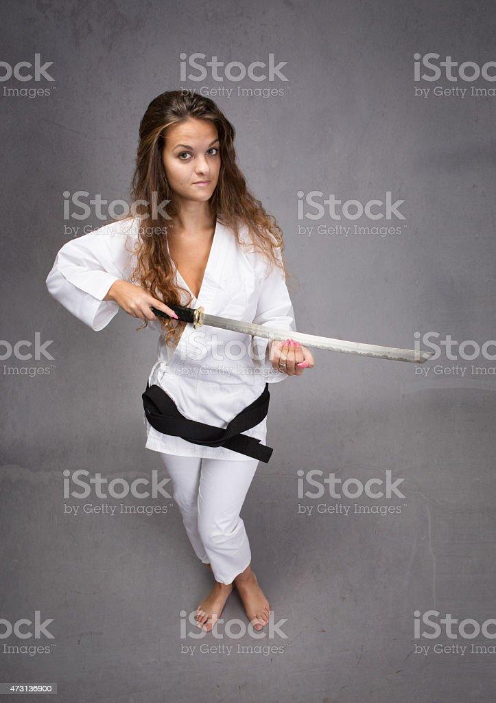 Sexy martial arts women