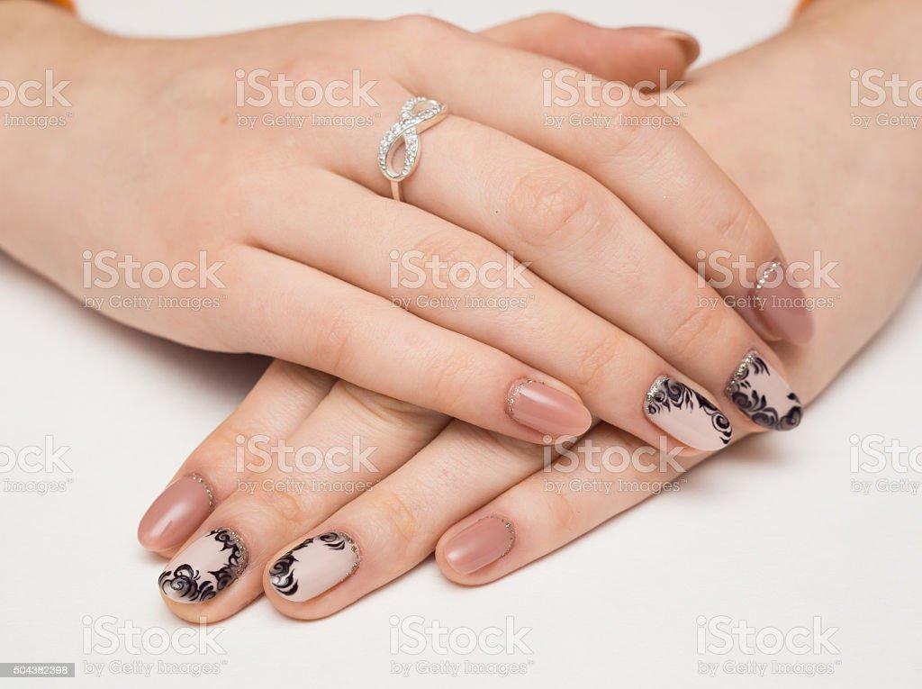 nails, nail, manicure, beauty, art, salon, woman, design, hands,...