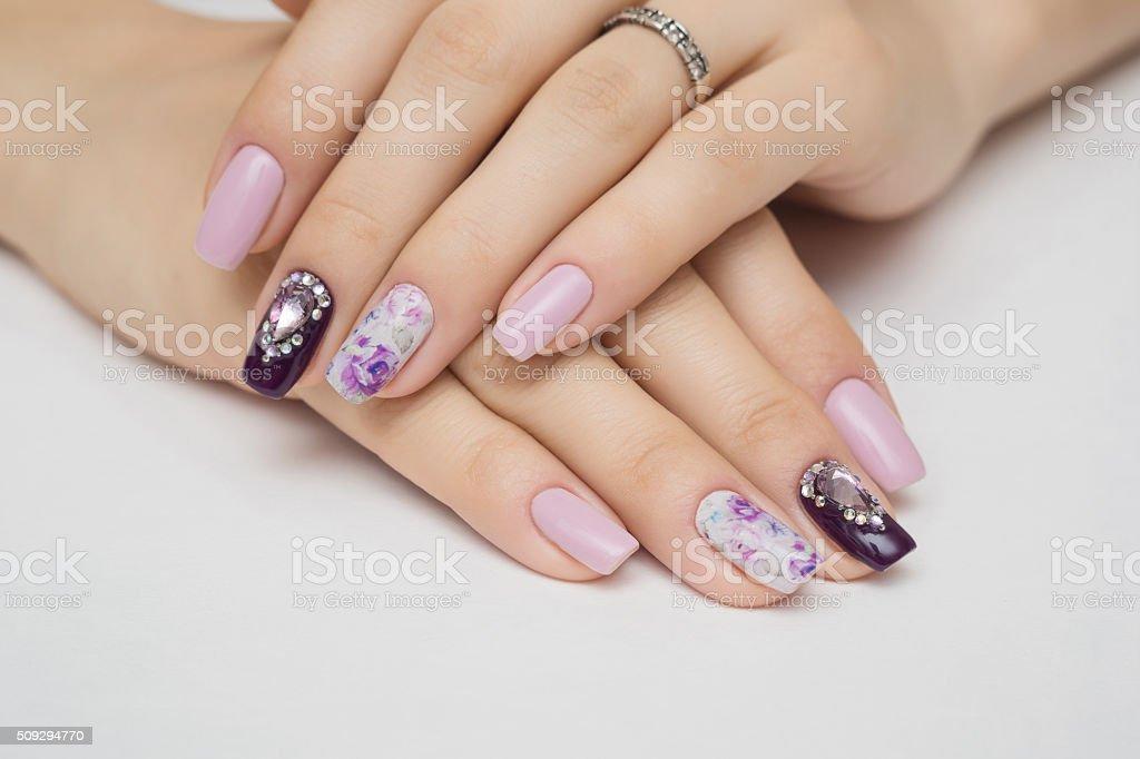 background, nail, white, manicure, nails, design, jewel, model,...