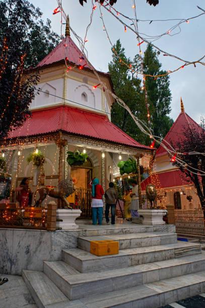 Naina devi temple , Nainital , Uttaranchal