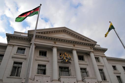 Nairobi Kenya The City Hall Stock Photo - Download Image Now