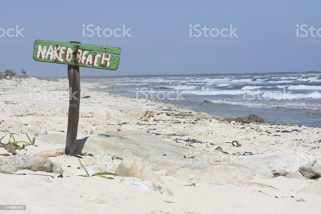 Nackt Zum Strand Stockfoto und mehr Bilder von Fotografie