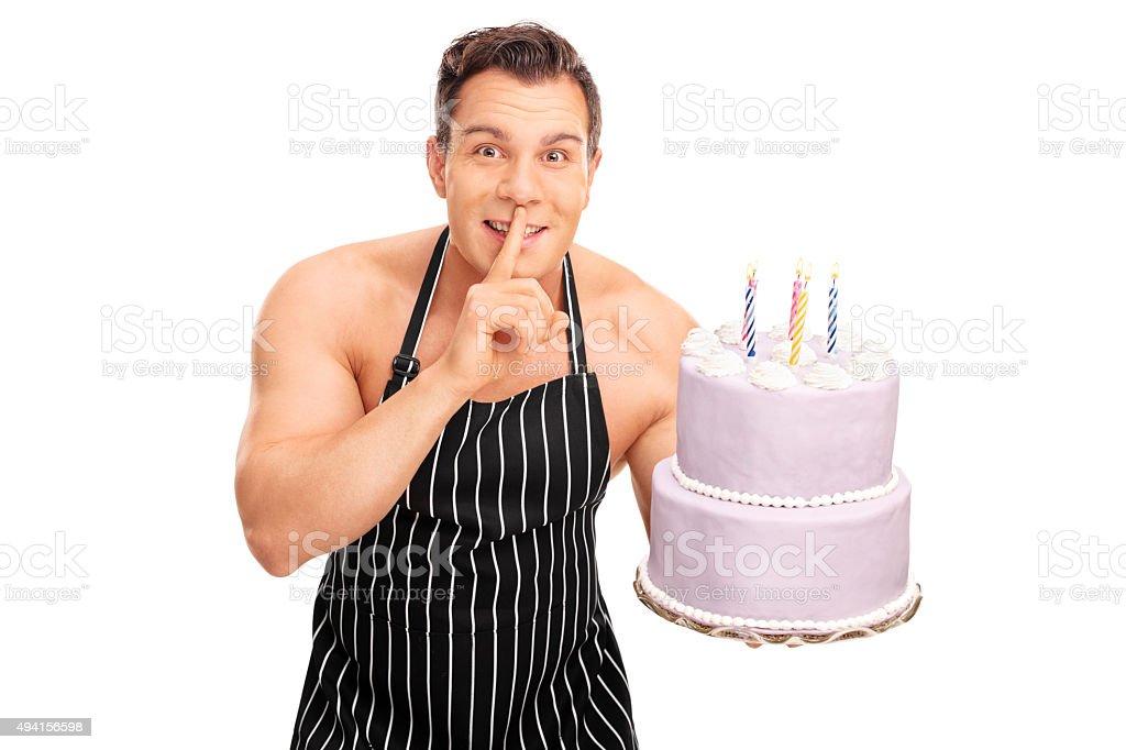 Naked Happy Birthday Pics
