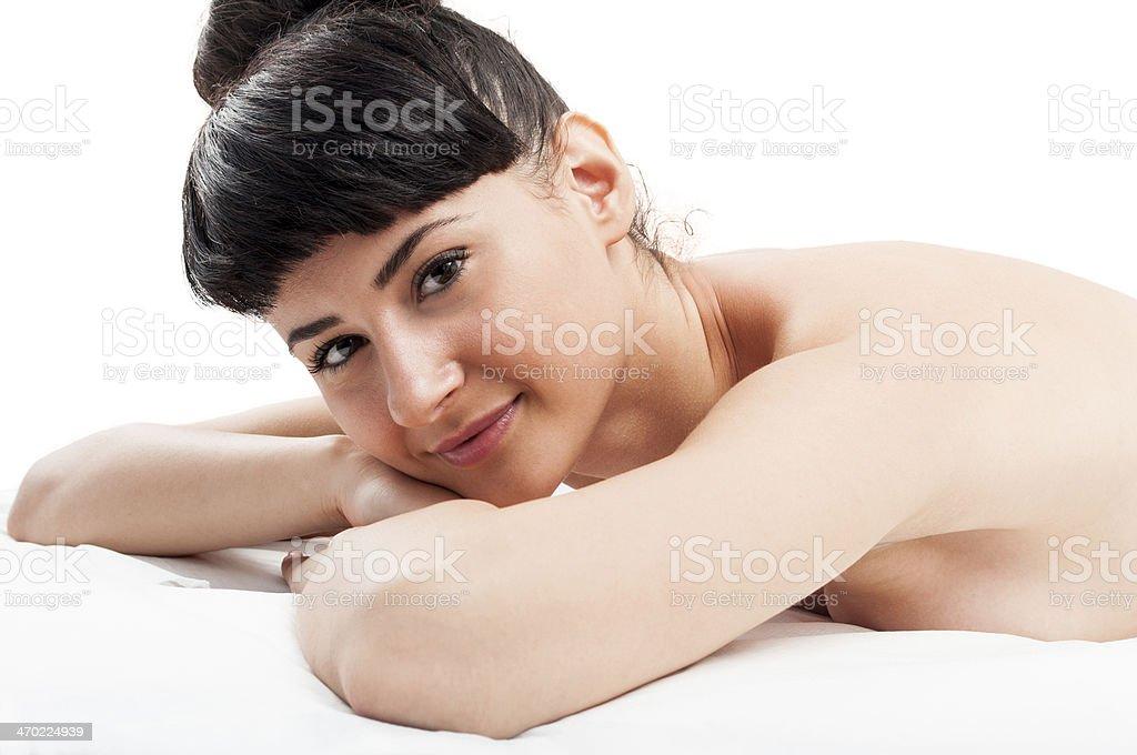 naked massage female