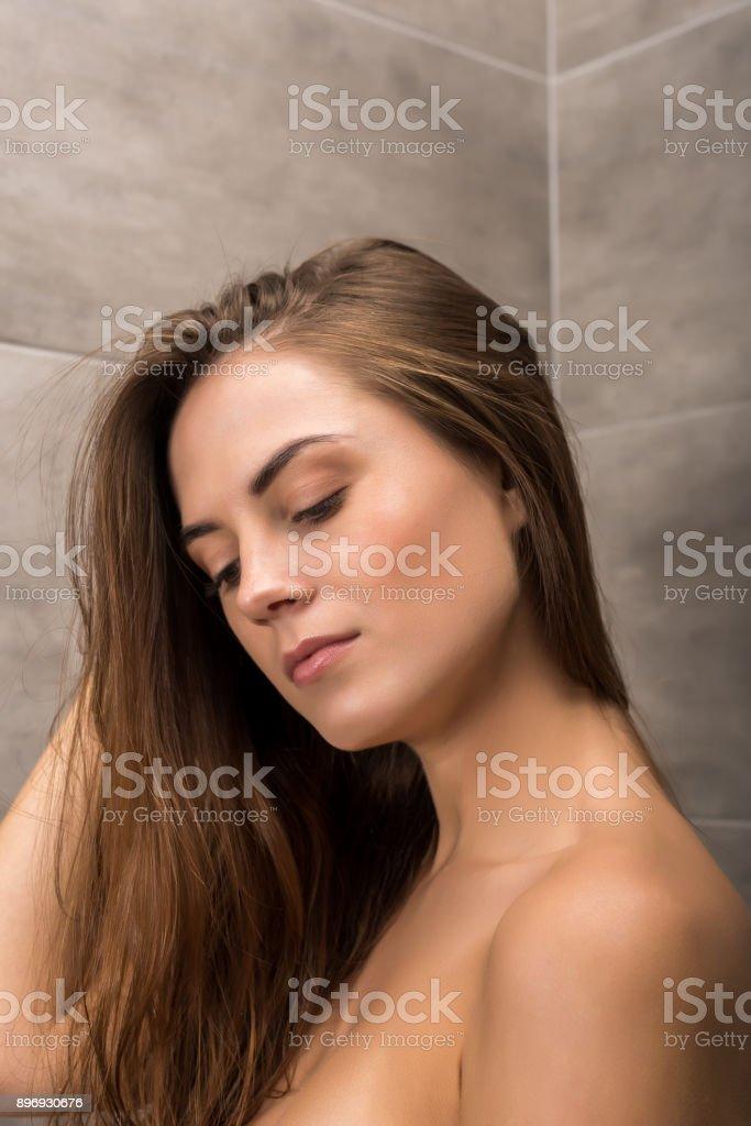 Naken flicka com