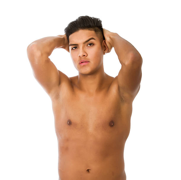 Sexy Naked Latino Men Stock Photos, Pictures & Royalty