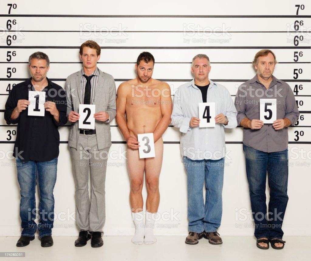 Nude male police-7751