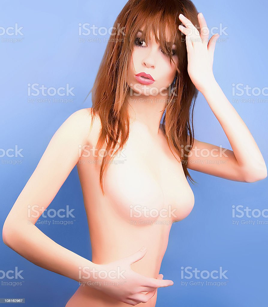 Naked Mannequin royalty-free stock photo