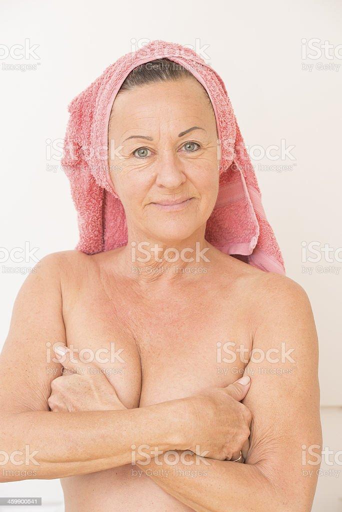 ältere Brüste