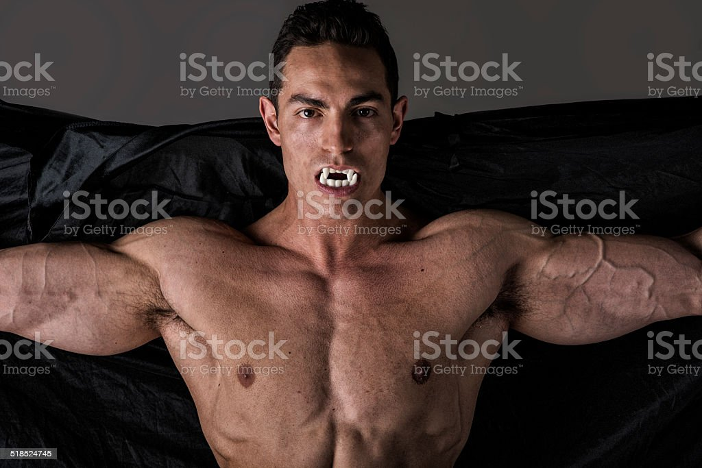 Man pose naked for his wife