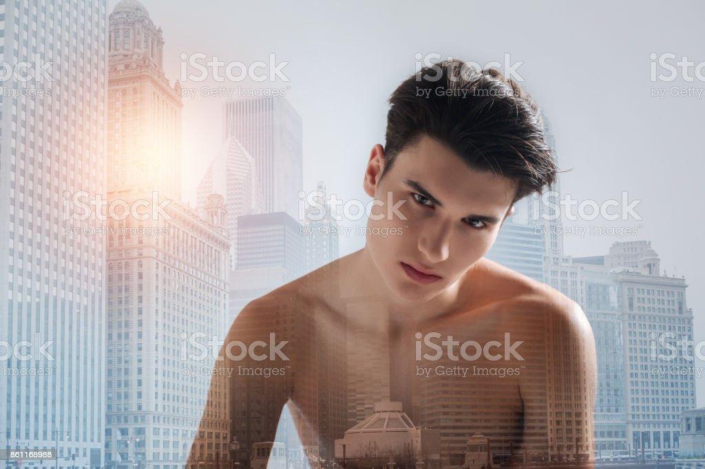 Nackte Teenager-Bilder