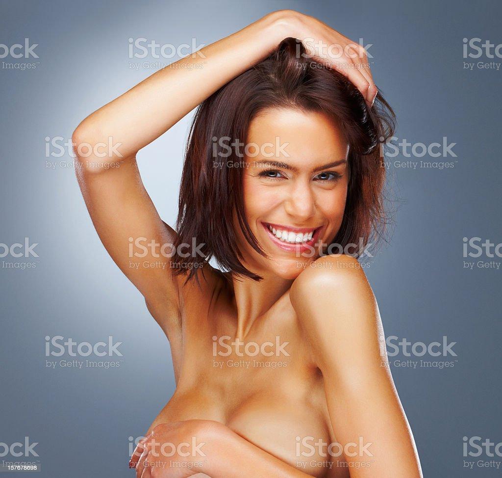 Solo anal gape