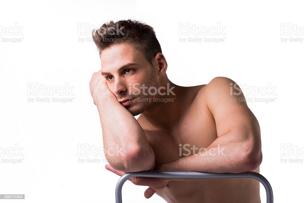 Nude ladies at rest