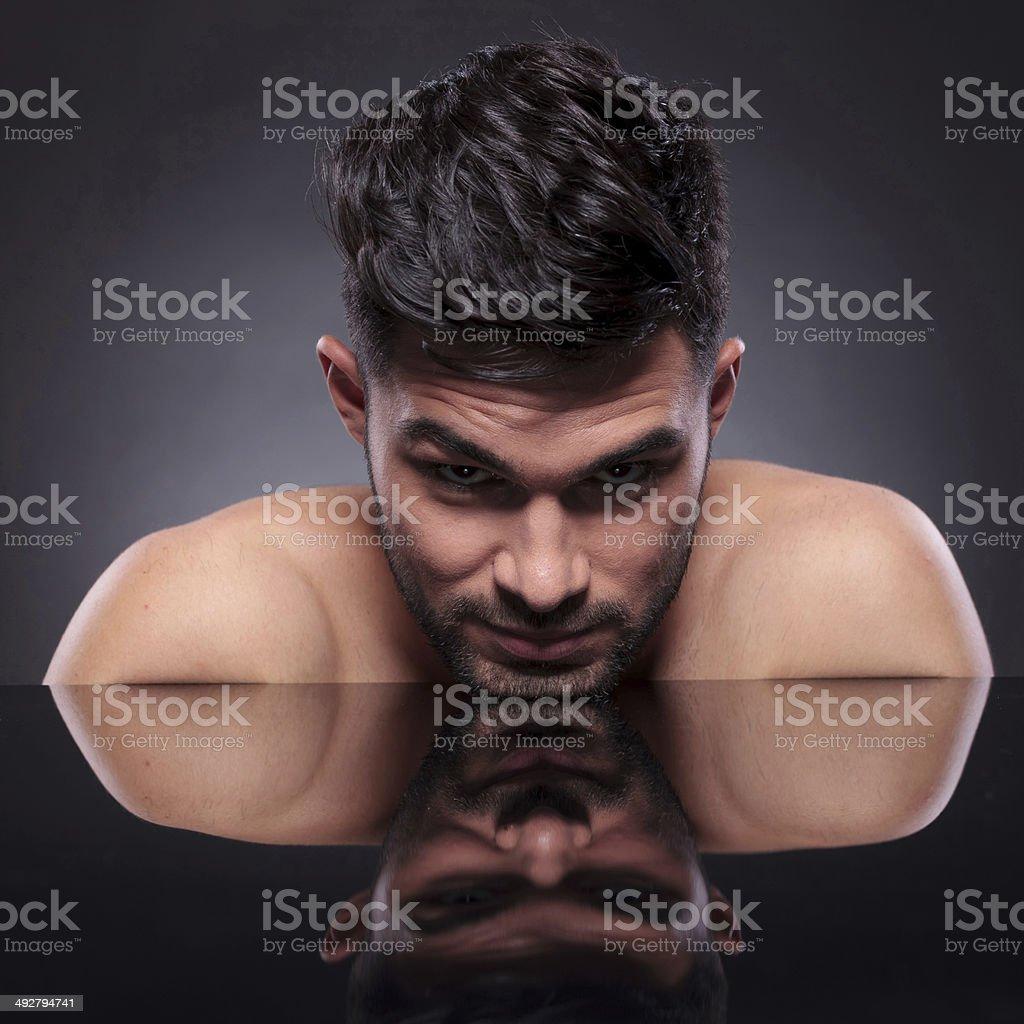 Amateur gay wanking