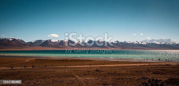 Nam Lake,Tibet,China