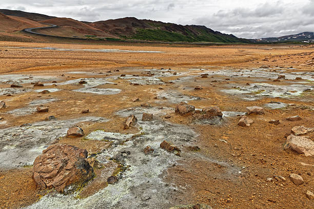 Namasnard (Mývatn) – Foto