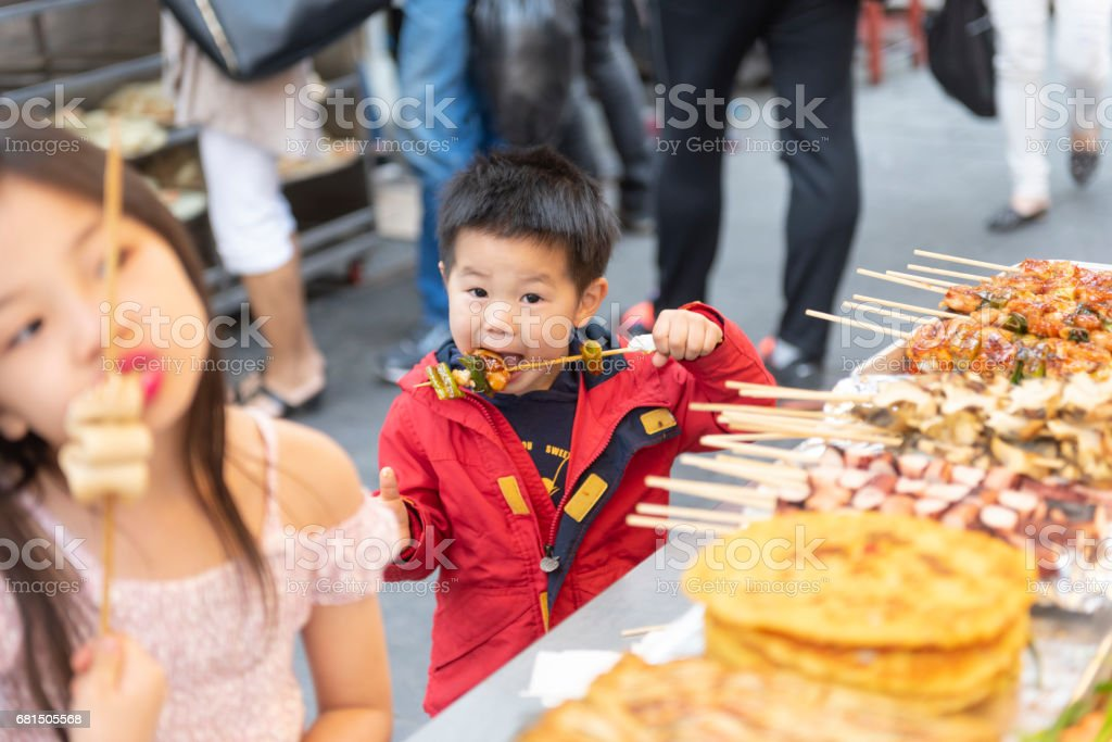 namdaemun market Travel stock photo