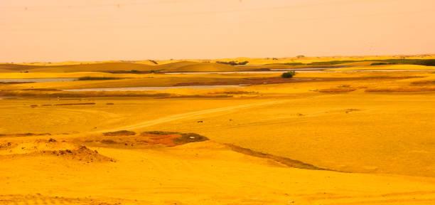 Namib-Wüste östlich von Walvis Bay, Namibia – Foto