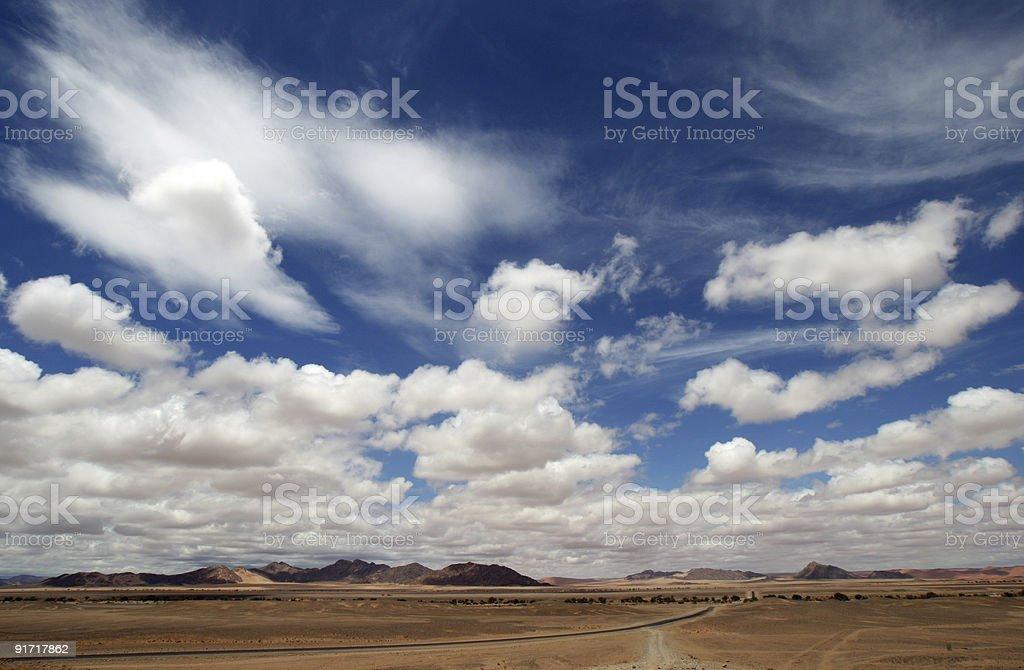 Namib Desert royalty-free stock photo