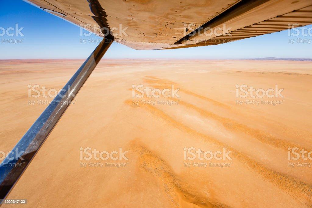 Namib Wüste von oben – Foto