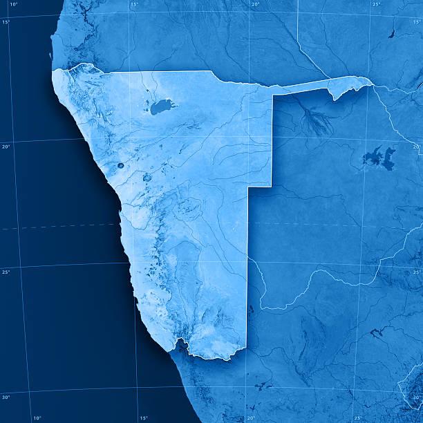 Royalty Free Kalahari Desert Map Pictures Images And Stock Photos - Kalahari desert map