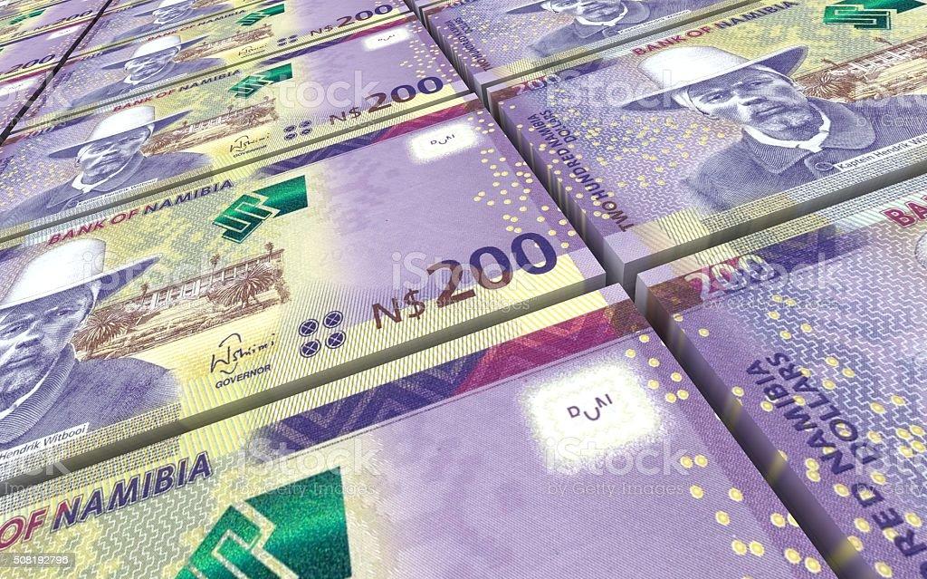 ナミビアドル紙幣人々の背景 - 2...