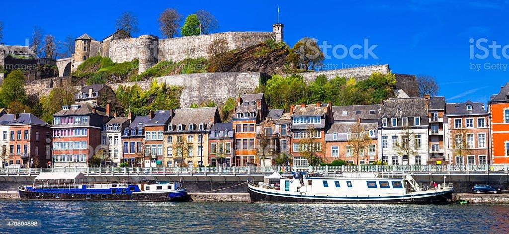 Namur,Belgium. stock photo