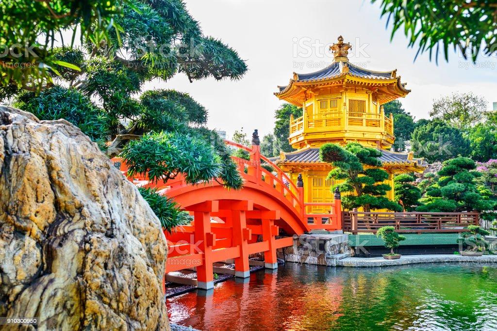 nan lian garden royalty free stock photo - Nan Lian Garden