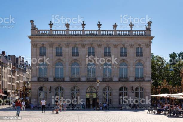 Nancy Museum Of Fine Arts Stock Photo - Download Image Now