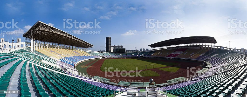 nanling stadium stock photo