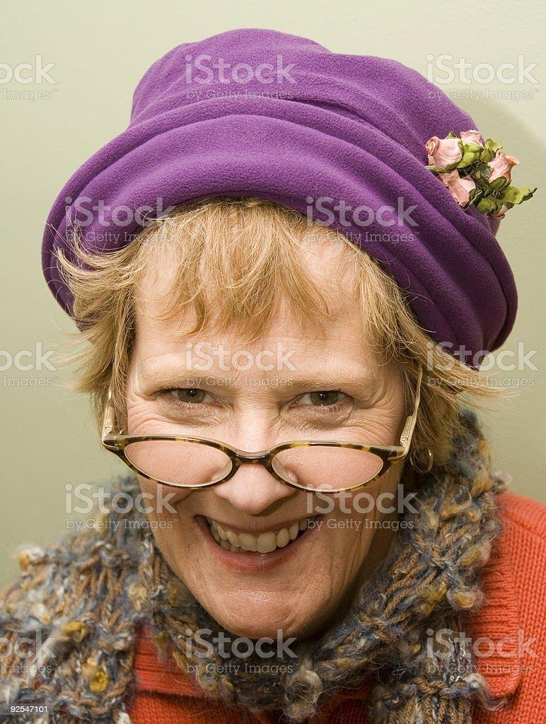 Nanny stock photo