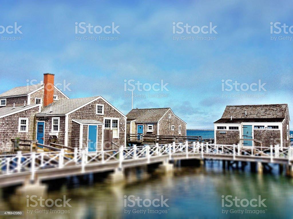 Nantucket stock photo