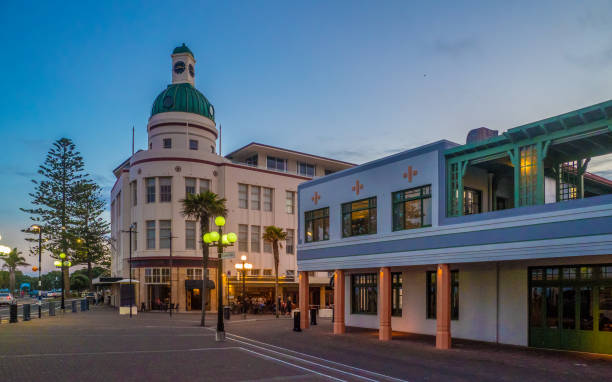 royalty free napier new zealand pictures images and stock photos