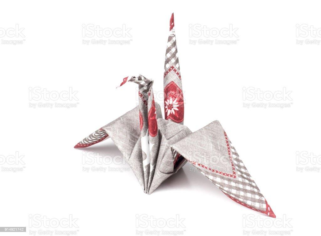 How to fold origami swan using napkins - JewelPie | 753x1024