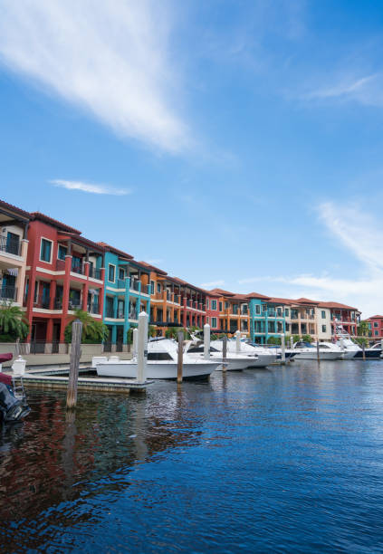 Naples Florida marina Naples Florida marina naples florida stock pictures, royalty-free photos & images
