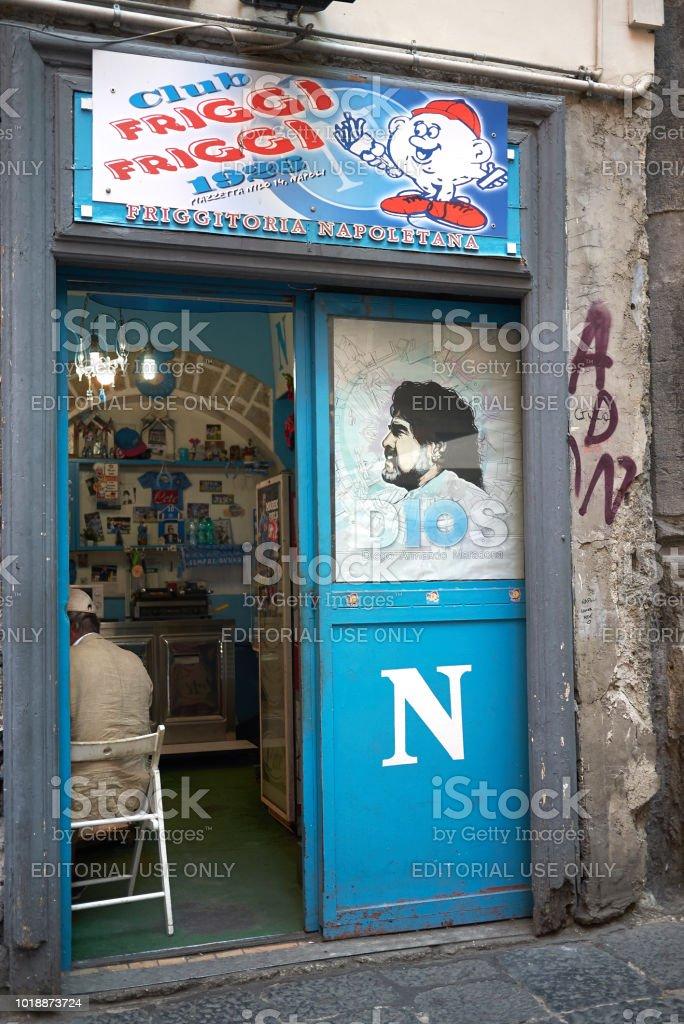 Naples, Italie - Photo de Adulte libre de droits