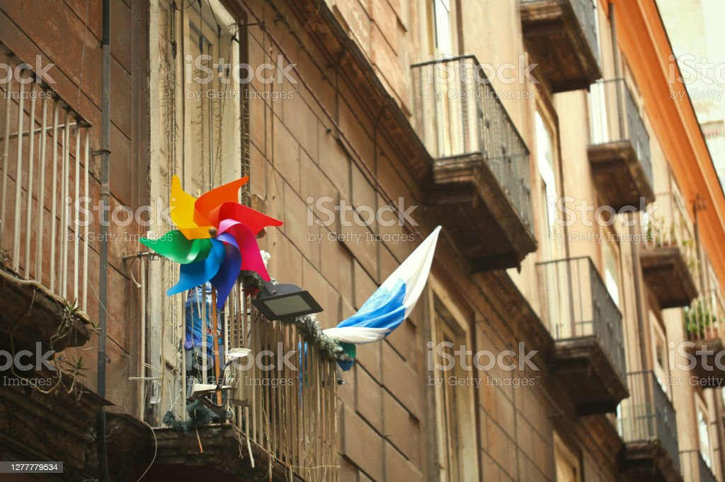 Naples Italy Travel and architectural photographs from Naples Italy. Architecture Stock Photo