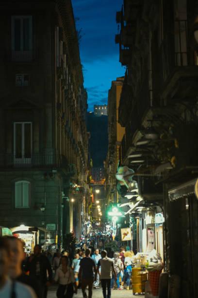 Naples Italy stock photo