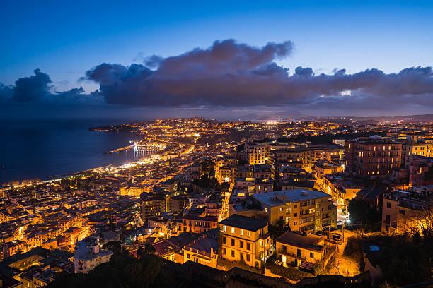 Nápoles, Italia - foto de stock