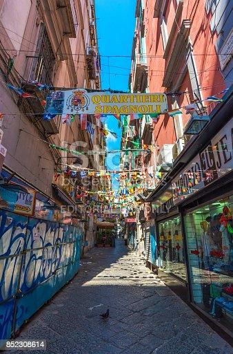 istock Naples (Campania, Italy) 852308614