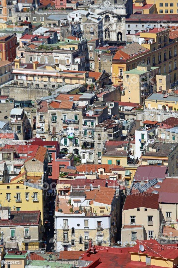 Naples royalty-free stock photo