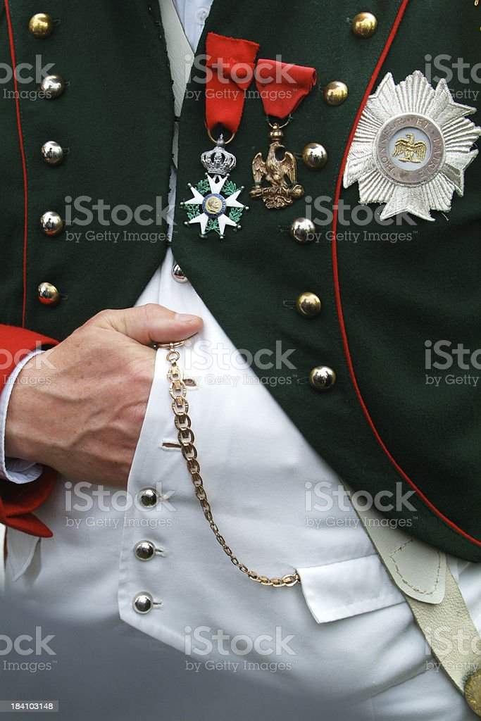 Napoleon royalty-free stock photo