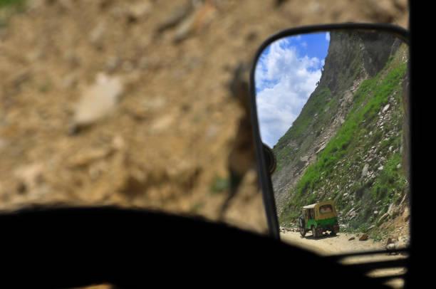Naraan Valley, Pakistan. stock photo