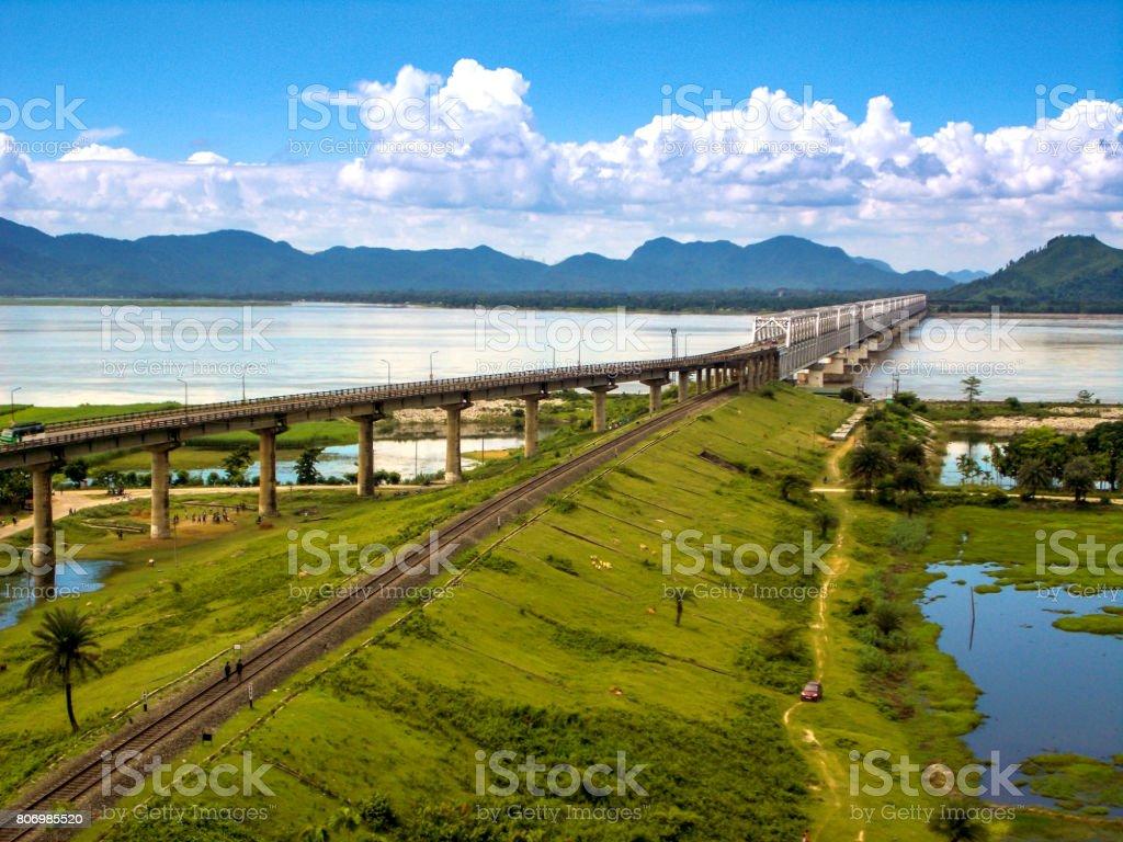 Naranarayan Setu Stock Photo & More Pictures of Asia | iStock  Naranarayan Set...