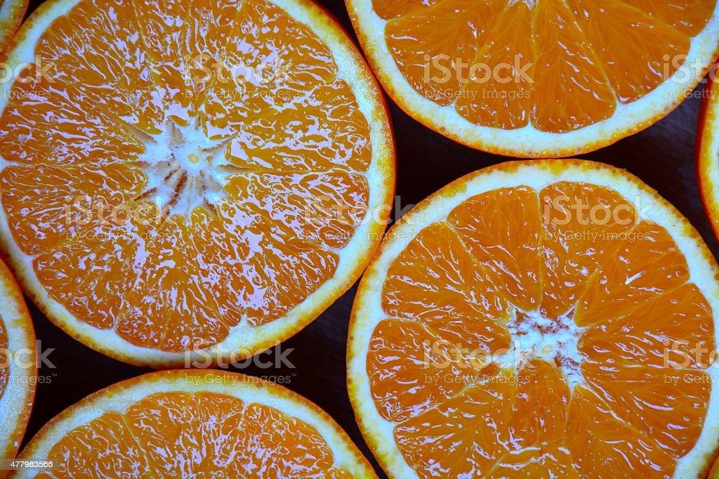 Naranjas stock photo