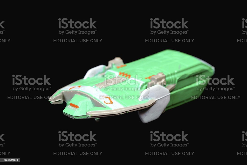 Narn Freighter stock photo