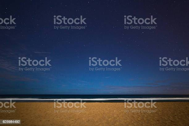 Photo of Narrabeen Beach at Night